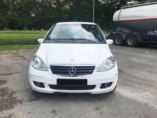 Mercedes-Benz A170 Auto