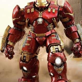 Hot Toys Iron Man Hulkbuster MMS285