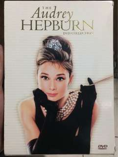 Audrey Hepburn : Breakfast at Tiffany's. Funny Face. Paris when it Sizzles.
