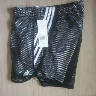Authentic Adidas Climacool 3stripes mesh shorts