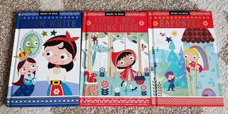 Children's Classic Tales (3 titles)