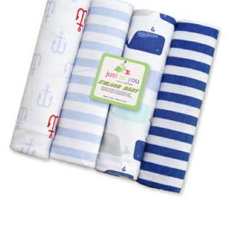 Baby swaddle (Medium) 75 x 75
