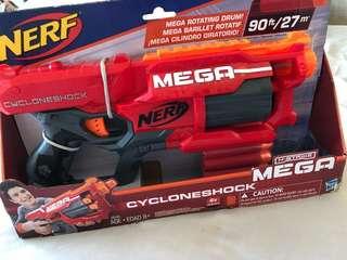 New Nerf Cycloneshock