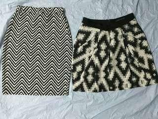 Preloved Office Skirt