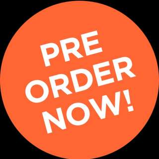 Preorder any books now!