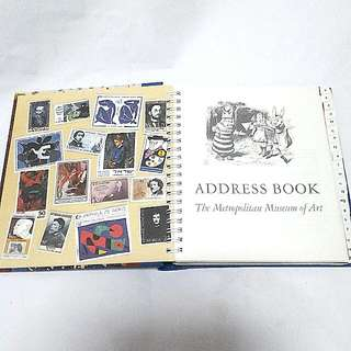 Museum Of Art Address Book