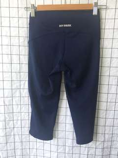 IVY PARK Navy leggings