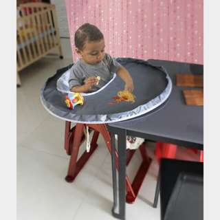 Led weaning - High Chair Cover