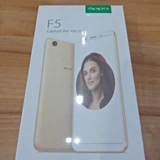OPPO F5. LIMITED BLACK EDITION