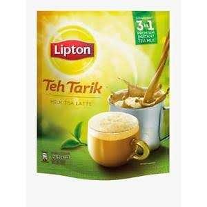Lipton Teh Tarik Milk Tea Latte
