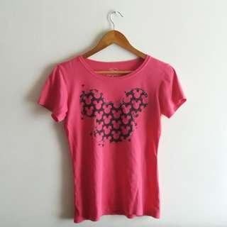 Disney Tshirt in Pink