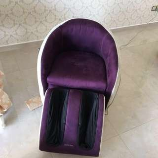 Osim uSoffa Petit purple chair