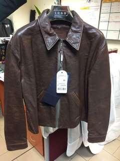 Jacket kulit Original PRADA
