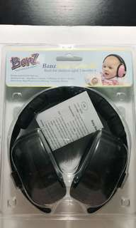Baby Banz Mini Ear Muffs
