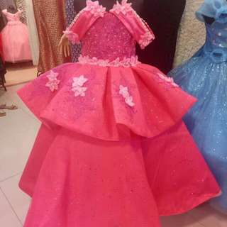BALLGOWNS FOR KIDS - FOR SALE