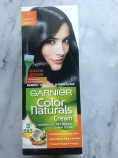 Garnier color naturals black natural 60ml