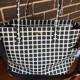Kate Spade Nappy Bag Or Carry On Bag