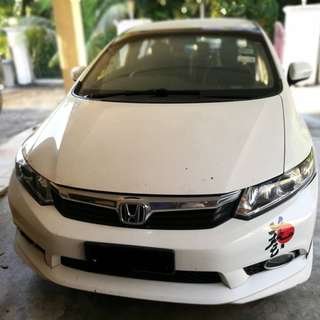 Honda Civic 1.8 FB Modula Kit