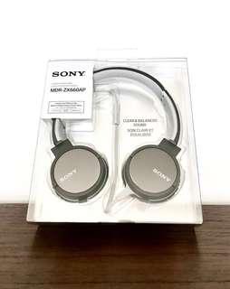 Brand new Sony headphones