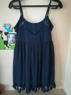 Jennyfer chiffon dress