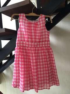 Carter's Gingham Dress