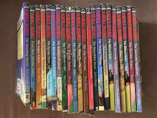 Horrible Histories 22 Books