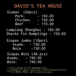 Davids Tea House