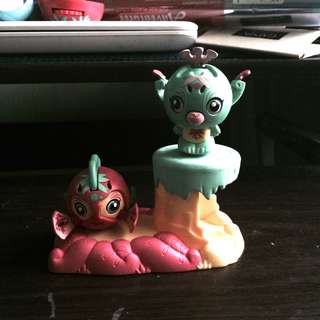 Zoobles (Magnetic Toy)