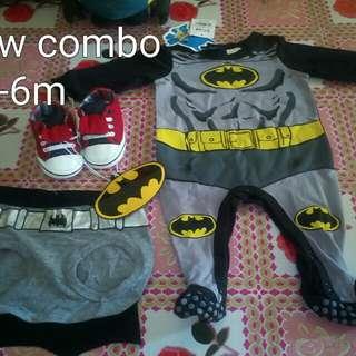 Combo batman