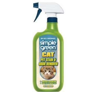 Simple Green SG-15311 Cat Pet Stain and Odor Remover