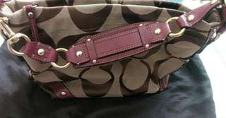 authentic original Coach bag