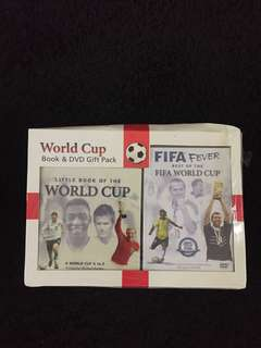 World Cup Best of FIFA book & DVD