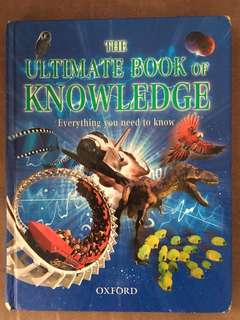 Ultimate Book of Knowledge (Hardcover)