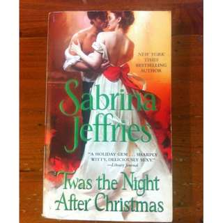 Twas The Night After Christmas, Sabrina Jeffries