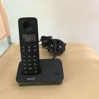 飛利浦無線室內電話