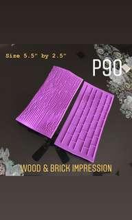 Wood & Brick Impression