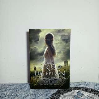 The Kiss Of Deception(1) by Mary E Pearson