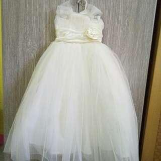 Little Bride Gown