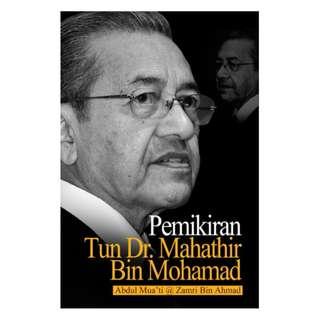 Pemikiran Tun Dr. Mahathir Bin Mohamad