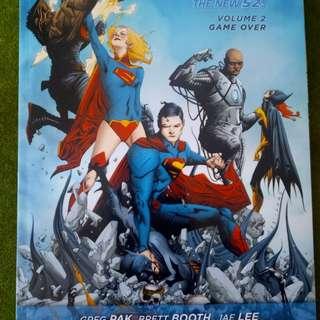 Batman vs Superman The New 52