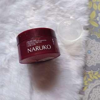 Naruko Raw Job's Tears Pore Minimizing Night Jelly