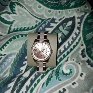 AUTHENTIC FOSSIL WATCH, rush sale