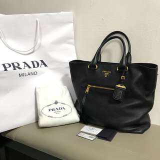 Prada Bag with Long Strap