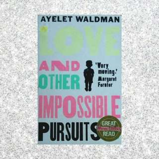 Love and Other Impossible Pursuits by Ayelet Waldman