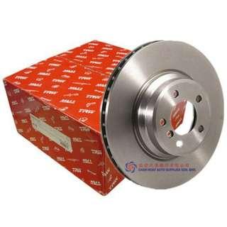 TRW Disc Rotor (Perodua Viva)