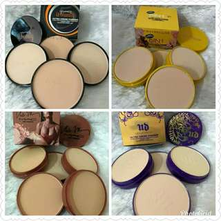 5in 1 compact powder