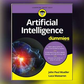 Artificial Intelligence For Dummies Ebook