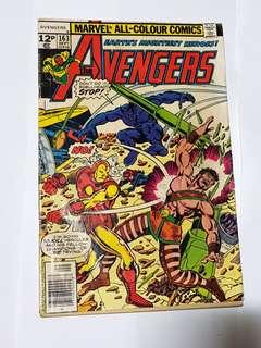 AVENGERS 163 Marvel Comics