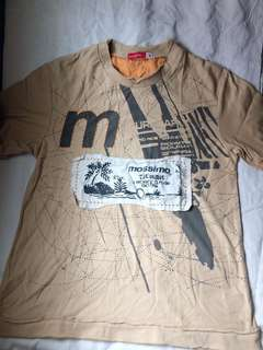 Preloved Mossimo Kids Shirt for Boys
