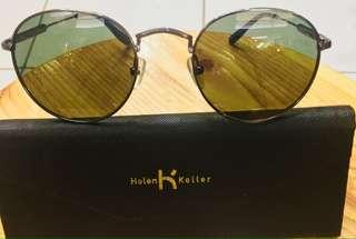 Original Hellen Keller sun glasses for female